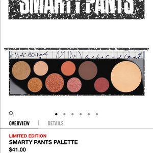 NEW-MAC Smartypants eyeshadow palette